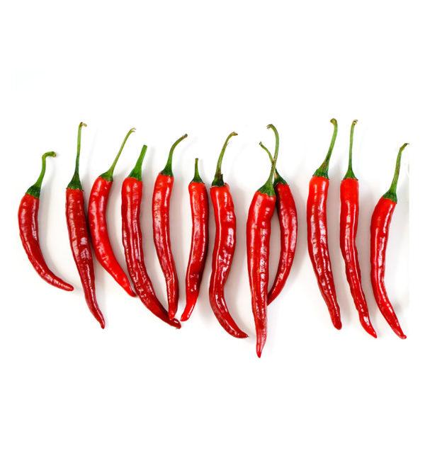 Jalapeño rojo