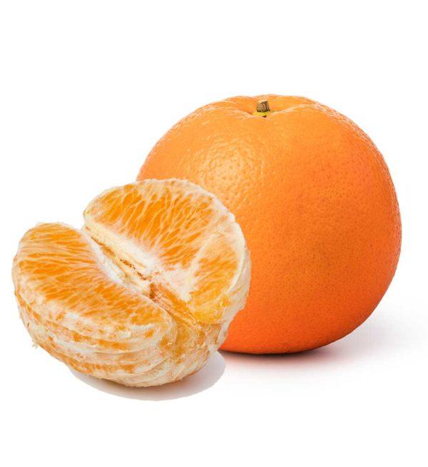 Naranja carta
