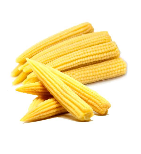 Mini mazorca de maiz